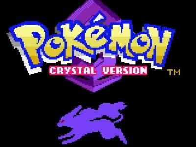 Pokemon Crystal is coming to the 3DS next year with Bank support on day one