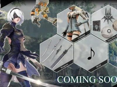 Nier: Automata's 2B Will Soon Join The SOULCALIBUR VI Roster