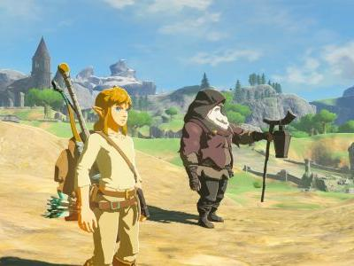Zelda took the top honors at the Game Developers Choice Awards