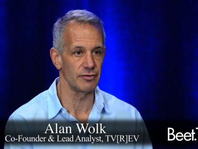 Addressable Was The Word At Beet Retreat: TVEV's Wolk