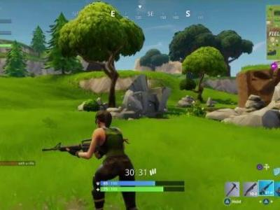 Fortnite 4.4 Patch Brings Final Fight LTM, Stink Bomb, 8-bit costume and More