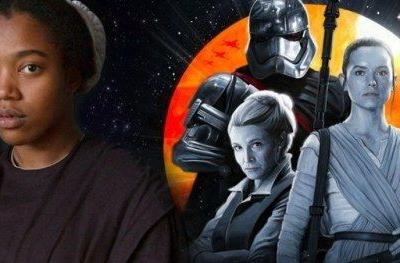 Naomi Ackie's Surprising Star Wars 9 Role Revealed in