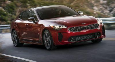 Kia Stinger May Try To Rival Tesla Model 3 With Electric Variant