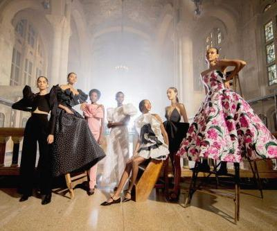 Wes Gordon Says the Carolina Herrera Summer 2021 Collection Is 'Unmistakably Herrera'