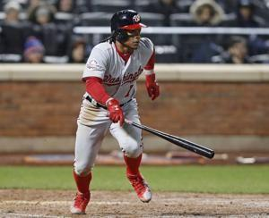 Harper hits broken-bat HR, helps Nats rally past Mets 8-6