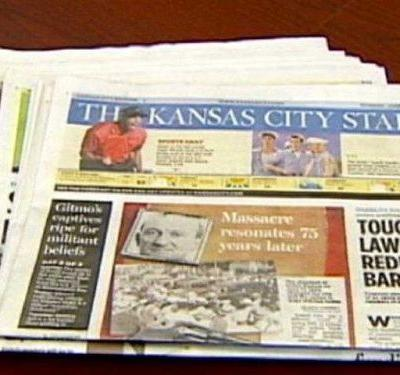 Kansas City Star owner McClatchy files for bankruptcy protection