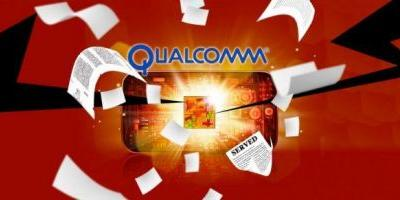 Apple just sued Qualcomm for unfair license costs