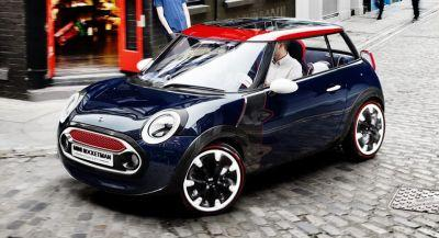 All-Electric Mini Could Debut At Frankfurt Motor Show