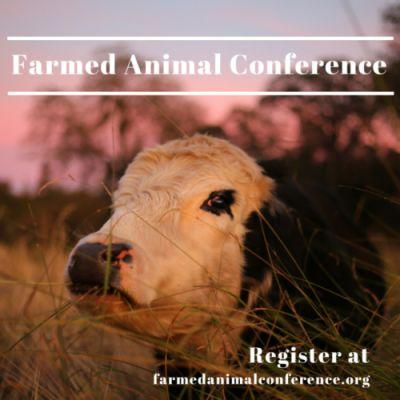 And the countdown is on: 3 more days until our Farmed Animal