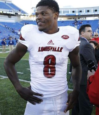 Lamar Jackson asked by NFL teams to work out at wide receiver, per report