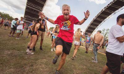 Watch this Amazing Video of a 72-Year-Old Raving at a Festival in Florida