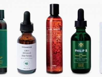 The Benefits of CBD in Hair Care