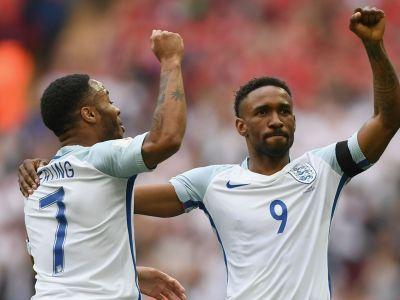 England 2 Lithuania 0: Returning Defoe on target in routine win