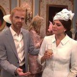 Wish You Were at Meghan Markle's Baby Shower? SNL's Version Is Pretty Amazing