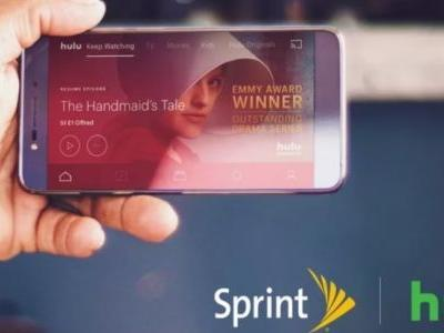 Sprint's unlimited data plan now comes with unlimited Hulu - but there's a catch