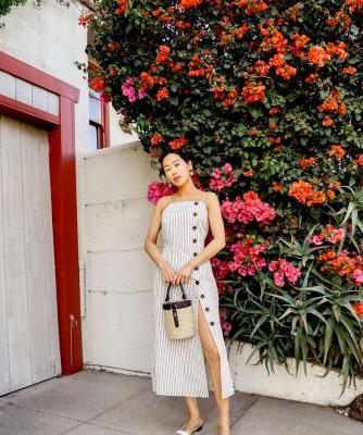 Spend Less Than $150, Nail This Summer Dress Trend