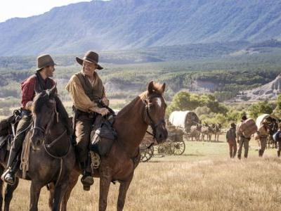 The Tough Wild West - Now With Feelings - In 'The Sisters Brothers'
