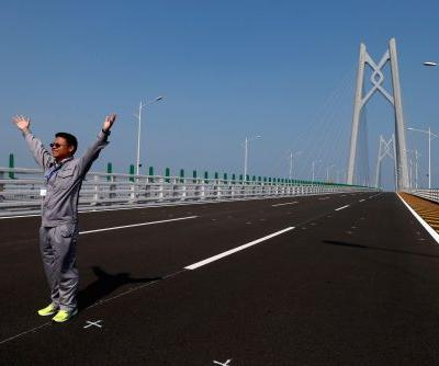 China is about to open the world's longest sea bridge - here are the 12 longest bridges in the world