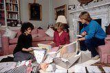 A Rarely Seen Look at How Princess Diana Decorated Her Private Palace Quarters
