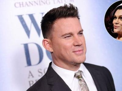 Channing Tatum Posts Completely Naked Photo of Himself After Losing Bet to GF Jessie J