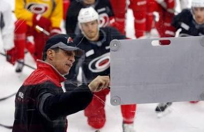 Hurricanes hires Rod Brind'Amour as head coach, Waddell as GM
