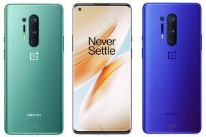 Here are two photos taken with the OnePlus 8 Pro compared against a rival flagship
