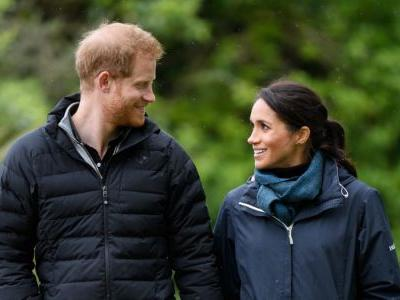 Meghan Markle Wore a Thing: Stella McCartney for Adidas Sneakers in New Zealand Edition