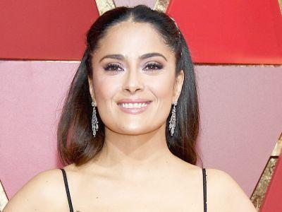 The Cost Of Salma Hayek's Beauty Routine Might Surprise You
