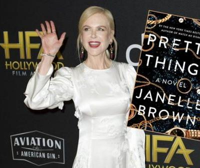 Nicole Kidman To Star In and Produce Amazon's Pretty Things