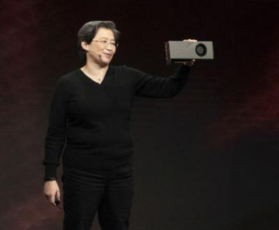 AMD unveils 16-core Ryzen processor and 7-nm Navi graphics chips