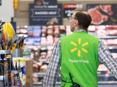 Walmart soars as e-commerce growth drives earnings beat and raises 2020 outlook