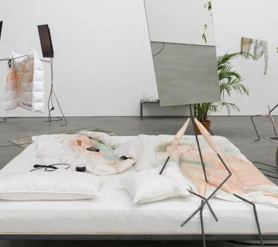 Artist Laure Prouvost Is Giving Away Massages at Her New Exhibition