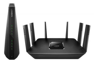 Linksys jumps into the cable modem market and announces the all-new mid-range EA9300 Wi-Fi router