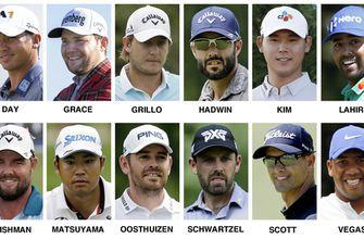 Presidents Cup, International capsules