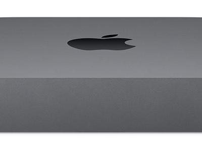 Apple Launches New Mac Mini: Up to 6 Cores, 64 GB RAM, 2 TB SSD, & TB3