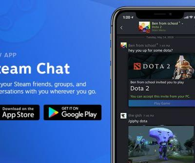 Valve Just Released a Standalone 'Steam Chat' App for iOS and Android and Details Plans for the Main 'Steam' App Updates