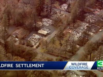 Paradise to get $317.5M in settlement with PG&E