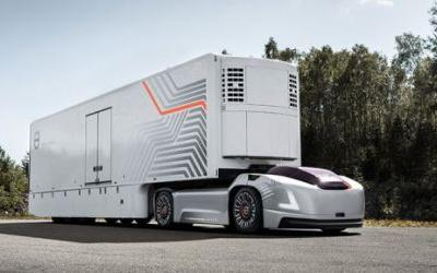 Volvo will report autonomous truck financials from 2020
