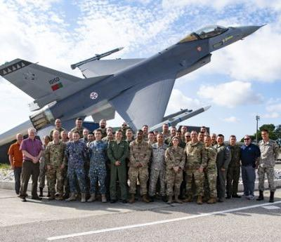 US Air Force partners with Portugal to host European Partnership Flight