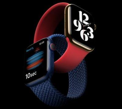 Apple Watch Series 6 features new Blood Oxygen sensor and more