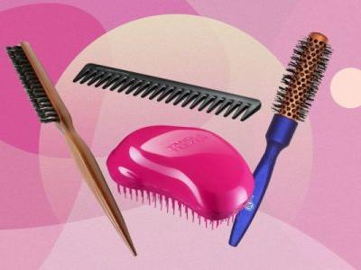 From Tangles To Styling, We Found The 11 Best Brushes For All Hair Types