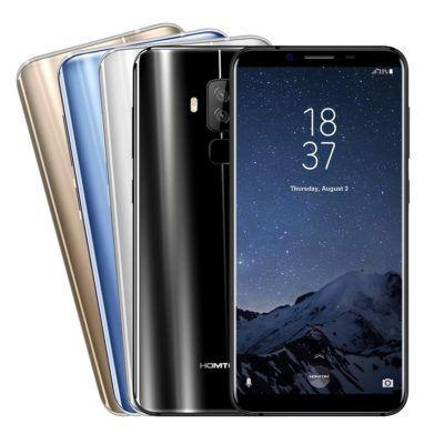 HOMTOM S8 Launching Next Week With 18:9 Screen & $189 Price