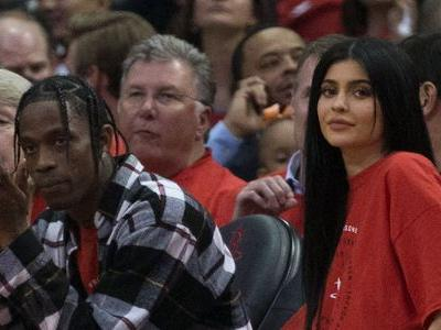 Travis Scott Is Cheating on Kylie Jenner While She's Pregnant With Their First Child