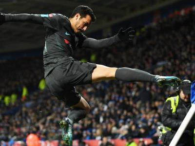 Chelsea outlast Leicester City to advance to FA Cup semi-finals