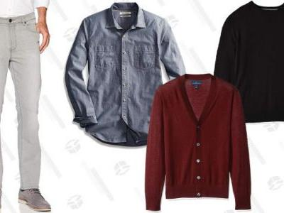 Amazon Is Taking Up to 50% Off Men's Fashion Today, So Suit Up