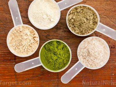 Take your protein supplements with meals to improve your resistance training