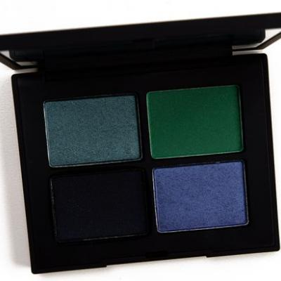 NARS Moskova Eyeshadow Quad Review & Swatches
