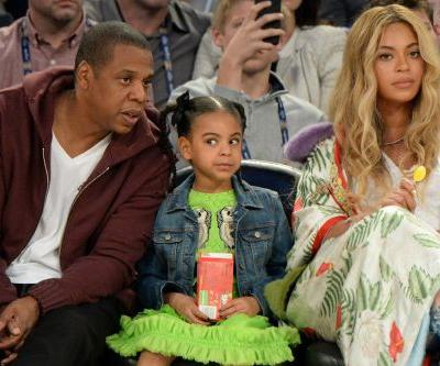 Blue Ivy bids $19,000 at art auction