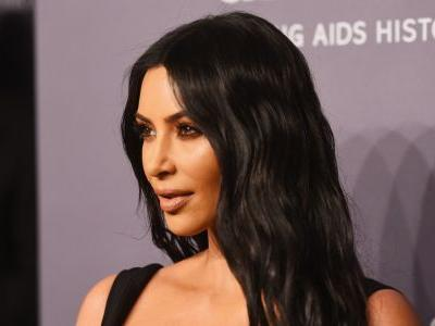 Carefree! Kim Kardashian Shares Video of Her 'Psoriasis Face' and It's Inspiring