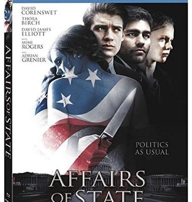 Blu-ray Review: Affairs of State (2018)